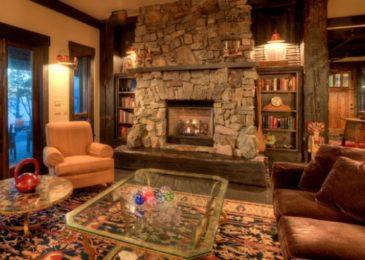 Rustic Living Room 3