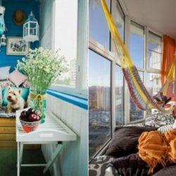 Да подготвим балкона за лятото: 5 съвета и 10 страхотни примера