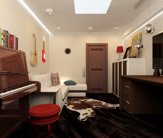 bedroom office 3