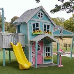 Направи си сам безопасна детска площадка