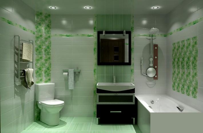 green bathroom 13
