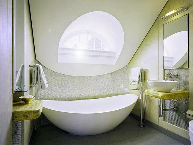 green bathroom 16