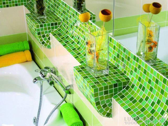 green bathroom 19