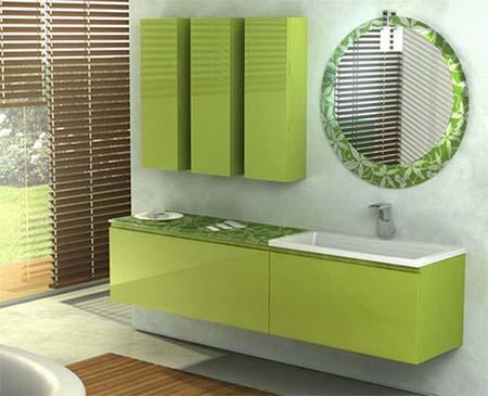 green bathroom 4