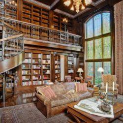 Домашна библиотека - класическо удоволствие за модерен дом