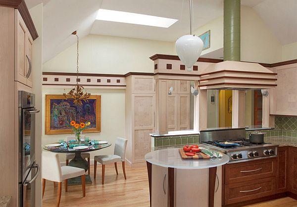 Кухня модерн е модерната кухня