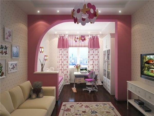 Дизайн детской комнаты для разнополых детей (52 фото) 30