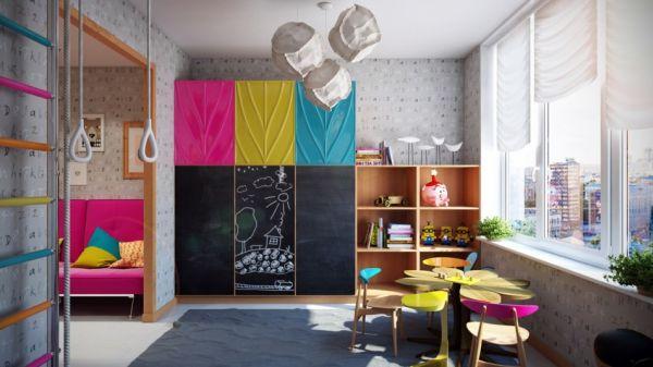 livingroom-childrenroom 8
