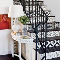 Декорация на стълби