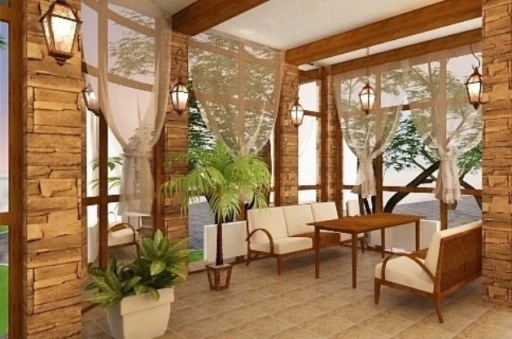 vsekidnevna-lyatna veranda