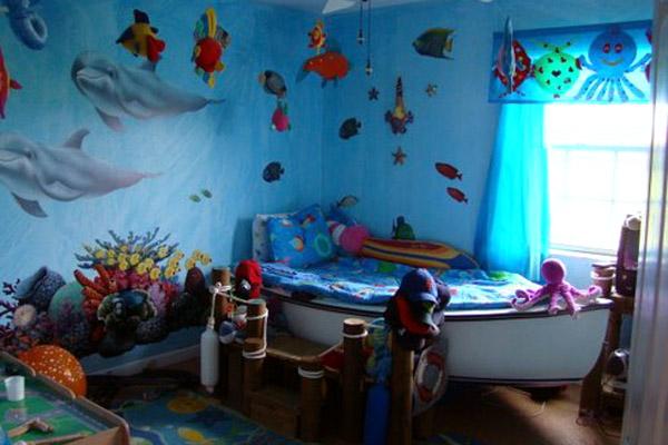 detska za momche morski stil 3