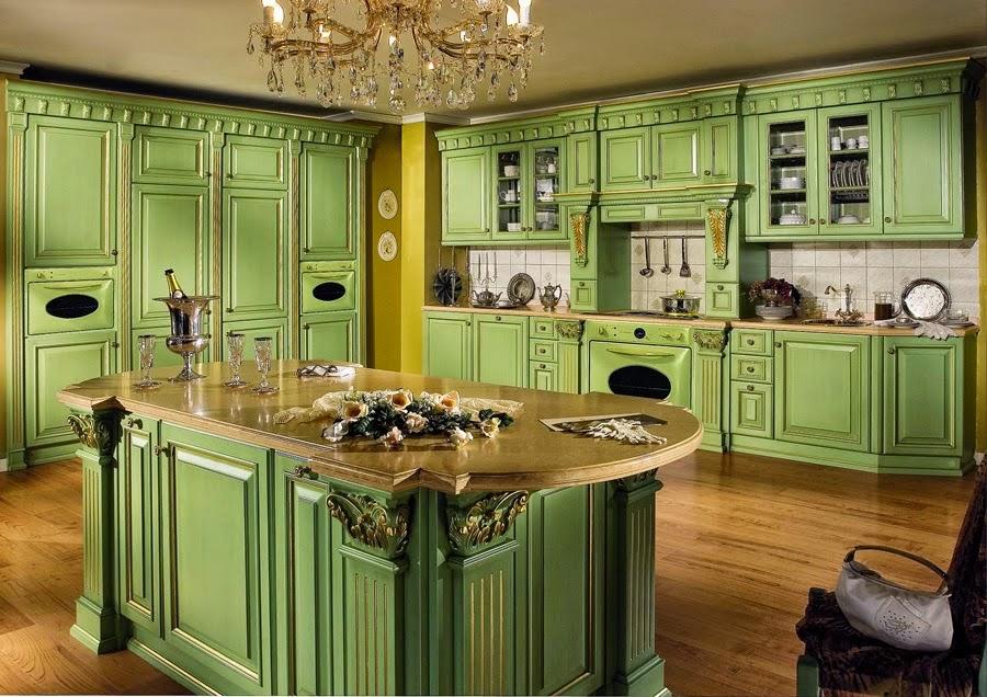 green-kitchen_zelena kuhnya