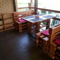 Кухня от палети идеи за мебели
