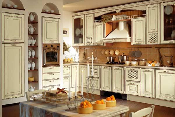 Кухня прованс или провансалска кухня - съвет интериор