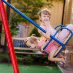 Направи си сам  детска площадка: Люлка