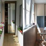 Шкаф за балкон: Възможности и идеи