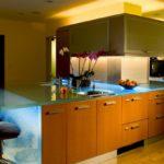 ЛЕД осветление за кухня