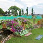 Декоративен мост в градината
