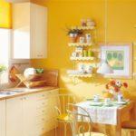 Обзавеждане на кухня в жълто – 5 практични съвета
