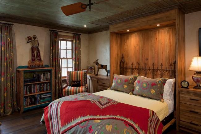 Спалня в африкански стил