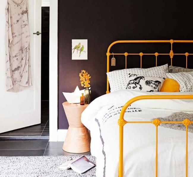 В спалня модерн