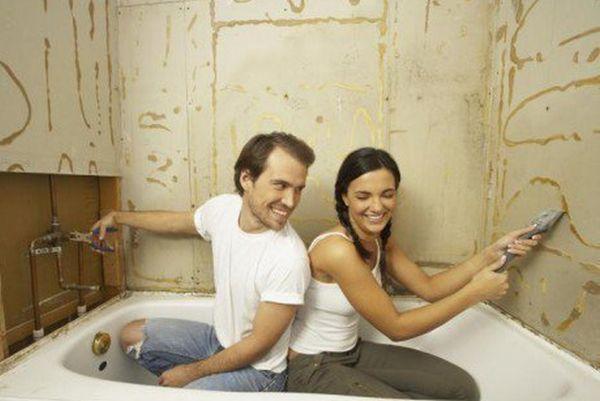 Направи си сам ремонт на банята