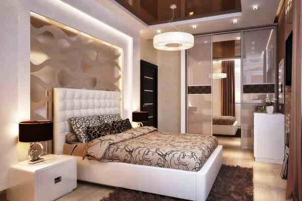 Обзавеждане бежова спалня