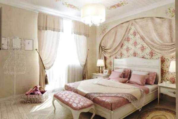 Таван на спалня – като нежна завивка или тонизиращо събуждане