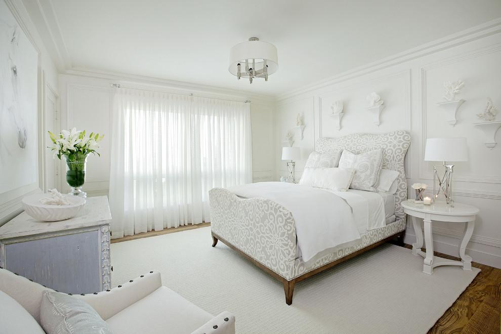 Бяла спалня класическа