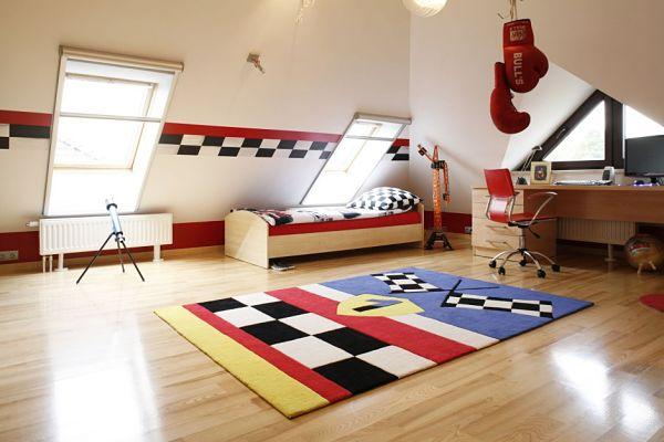 Детска стая за елергично дете