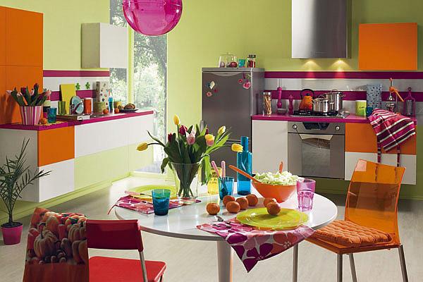 Цвят за кухня
