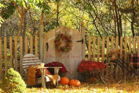 fall-decor-garden