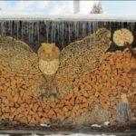 Дърва за огрев: Как да превърнем практичното в красиво