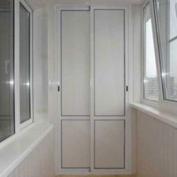 Шкаф за балкон идеи