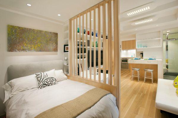 Всекидневна със спалня