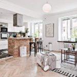 40 варианта за обзавеждане на едностаен апартамент за семейство с деца