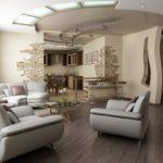 Open space – интериор: Кутийката се превръща в модерен апартамент – студио