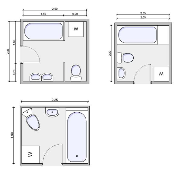 Peralnya v banyata shema for Bathroom design templates