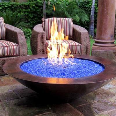 Как се прави декоративен огън от стъкло и биоетанол