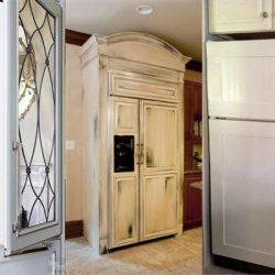 Декорация на стар хладилник идеи