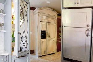 Декорация на стар хладилник: 15 идеи, които ще събудят твореца във вас