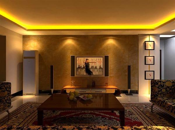 LED осветление на тавана идеи и съвети