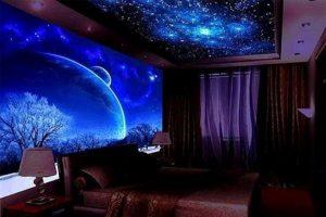 """LED осветление на таван: От светодиодните ленти до """"звездно небе"""""""