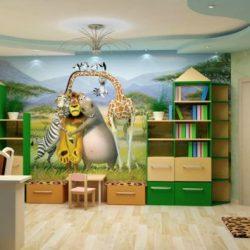 Идеи за фототапети на детска стая