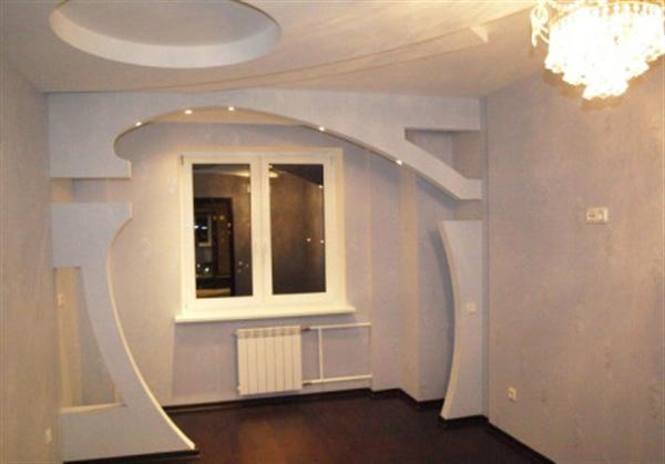 Gipsokarton steni for Decoration fou plafond