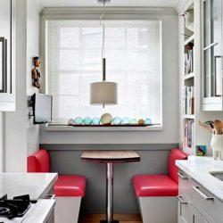 Идеи за малка кухня Как да използваме перваза