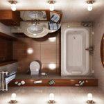 Ергономична баня: Много удобство и безопасност – малко усилия и площ