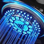 Светещ душ – LED вълшебство в модерна баня