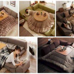 Как да си направим котацу сами или смарт мебел 3 в 1