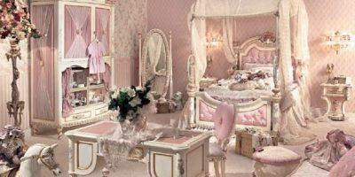 Обзавеждане по кралски: Детска стая в бароков стил